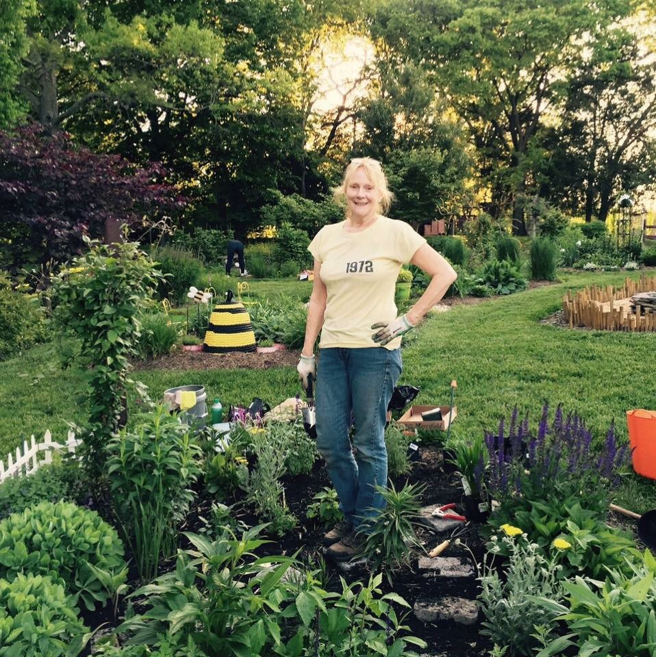 I Have Been The Bed Leader Of The Mailbox Garden For Two Years. I Donu0027t  Have A Co Leader But Get Lots Of Help And Advice From My Master Gardener  Team At The ...