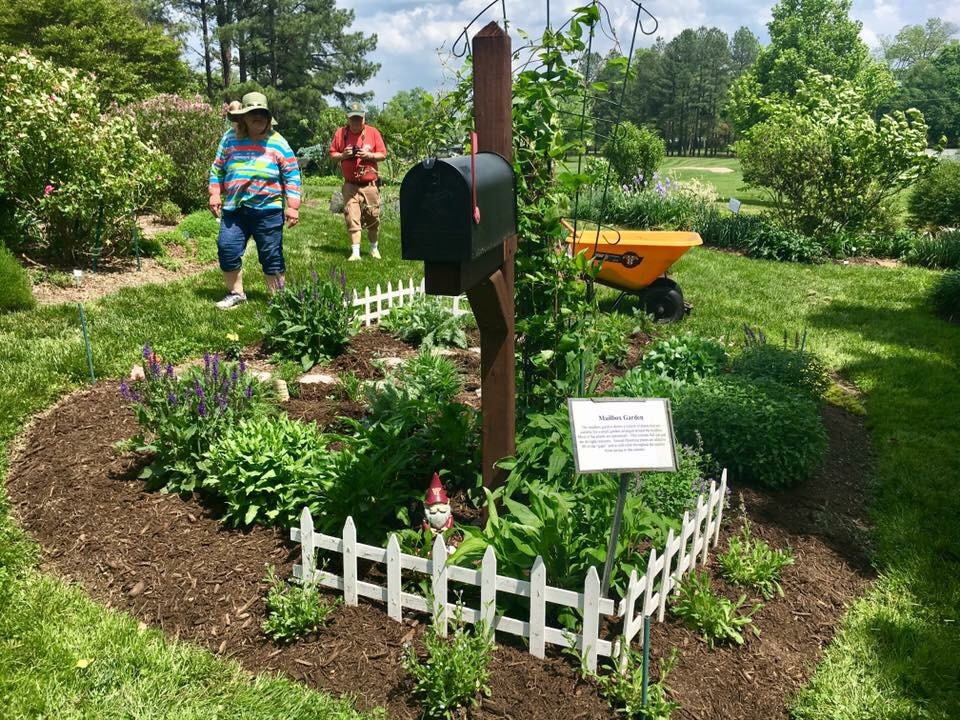 There Have Been Quite A Few Changes Since I Took Over The Mailbox Garden. I  Decided To Design The Bed In Such A Way That Would Enable Me To Maintain  The ...