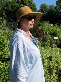 Master Gardener Cheryl