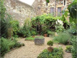 Monastery herbal garden